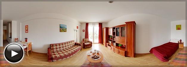 Arany Alkony Paskál Otthon, Bemutató Apartman, Budapest