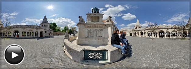 Budai Vár, Halászbástya, Budapest