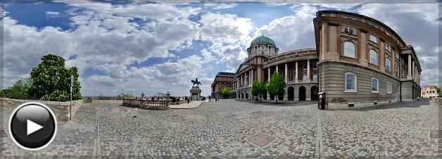 Budai Vár, Magyar Nemzeti Galéria, Budapest