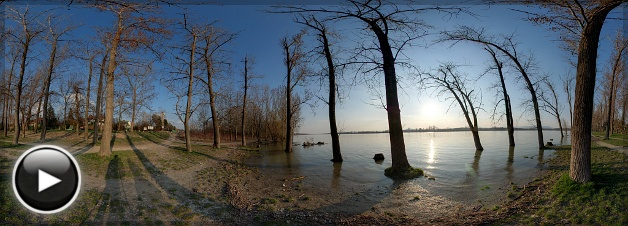 Naplemente a Duna-parton, Dunakeszi