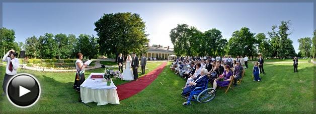 Esküvői panoráma - Polgári szertartás, Fenyőharaszt