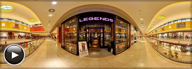 Győr Legends Store, Bejárat, Győr (Árkád)