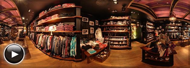 Győr Legends Store, Belső Panoráma 3, Győr (Árkád)