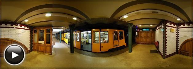 Milleniumi Földalatti Vasút, Kodály körönd, Budapest