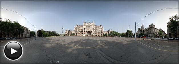Parlament, Kossuth tér, Budapest