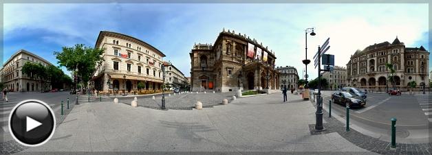 Magyar Állami Operaház, Budapest