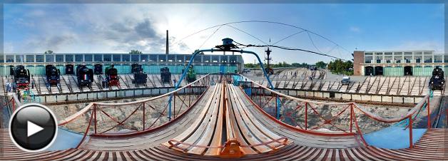 Mozdonyfeszivál, 1. Fordítókorong, Budapest