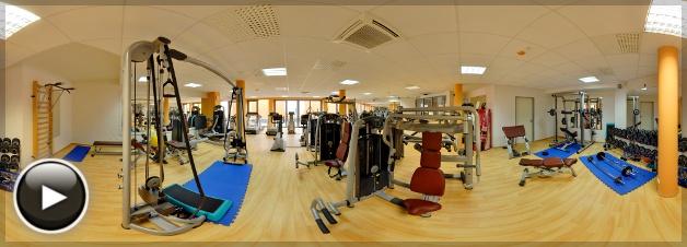 Sárvári Gyógy- és Wellnessfürdő - Fitness terem