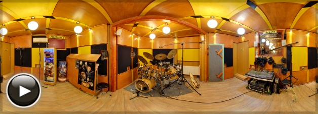 Trans-Hungaristan Express - Recording Room, Érd