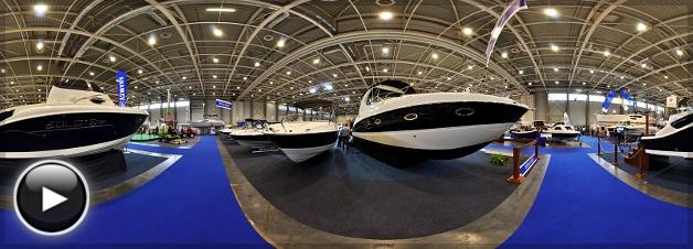 Utazás Kiállítás 2010, Bayliner Yachtok