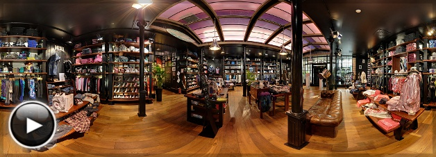 Westend Legends Store, Belső Panoráma 4, Budapest