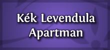 Kék Levendula Apartman