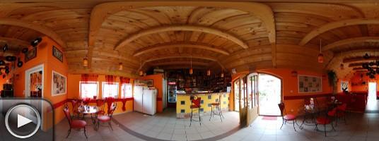 Panoráma - Cafe Feeling, Tihany